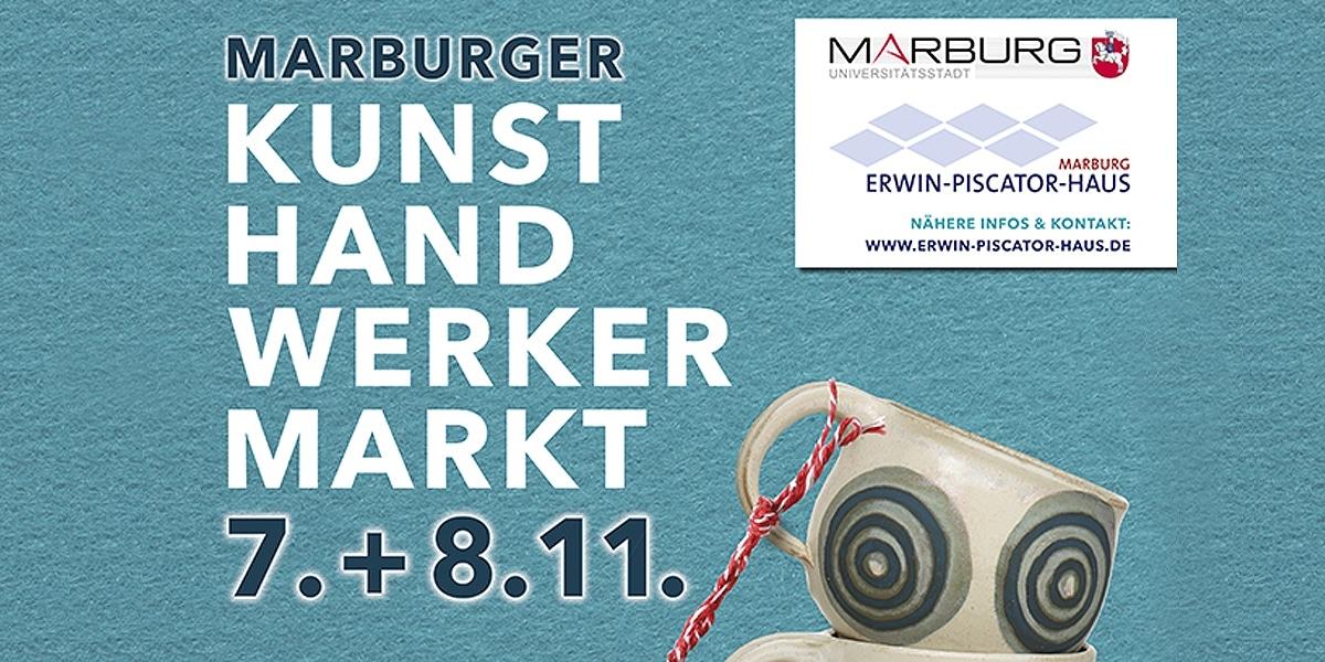 Kunsthandwerkermarkt Marburg 2021